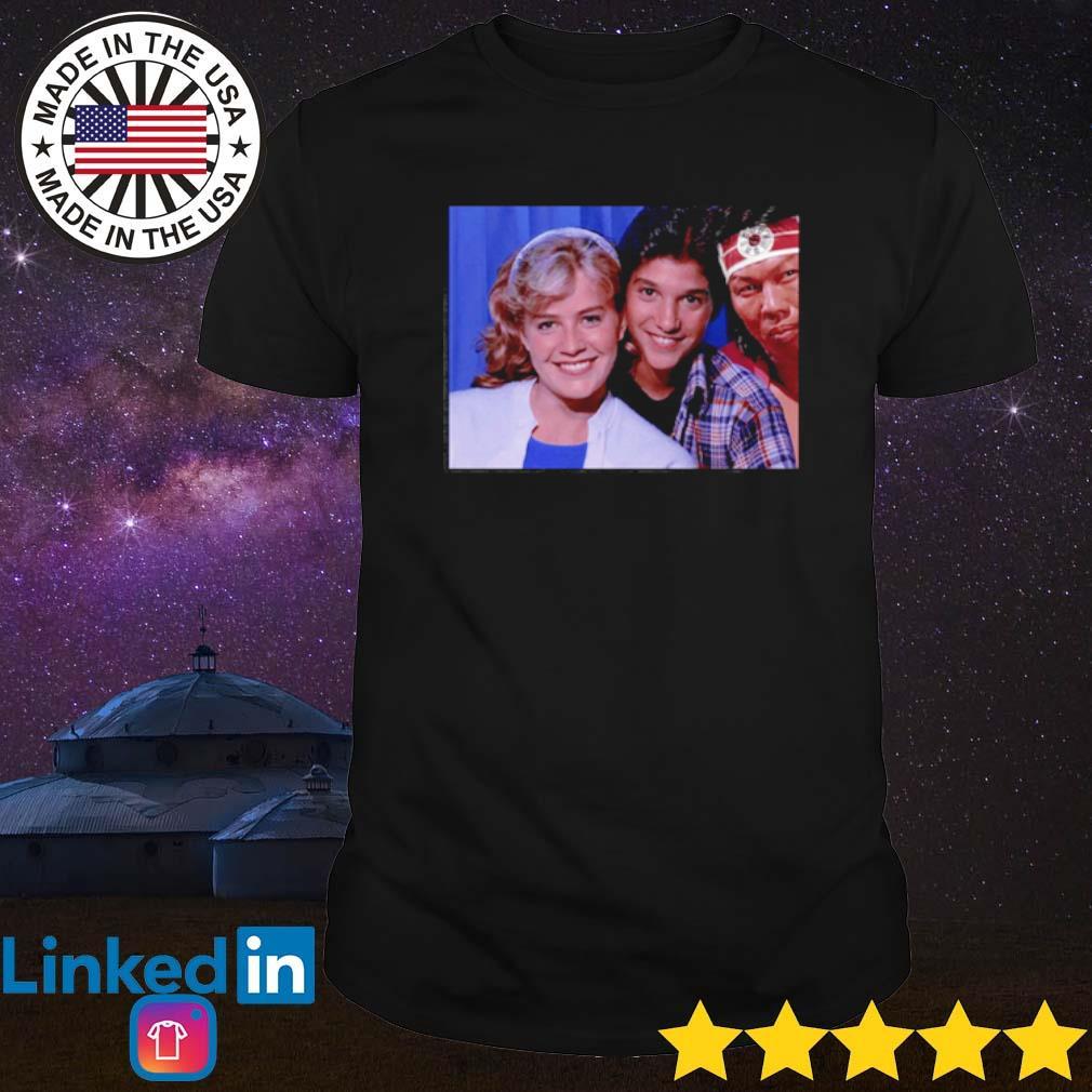 Official Karate Kid Bolo Photobomb shirt