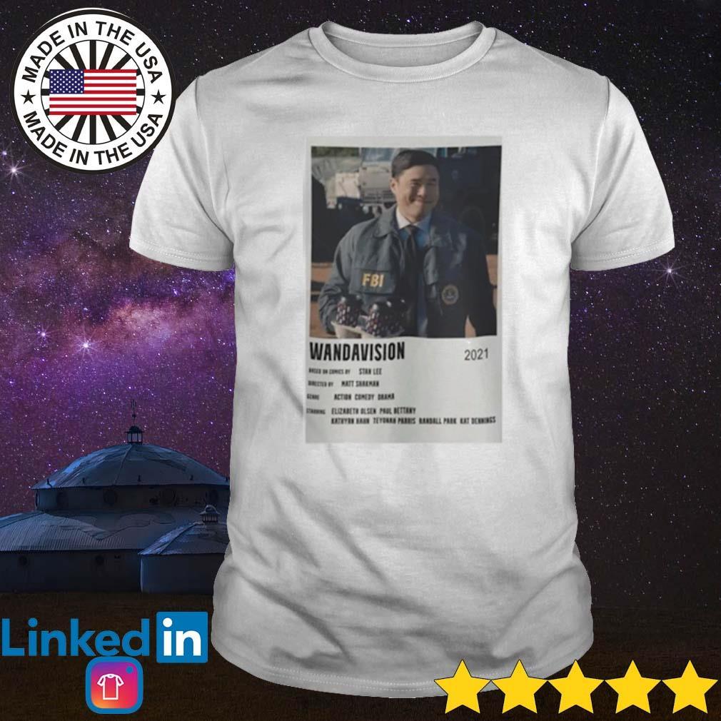 Randall Park Wandavision 2021 shirt