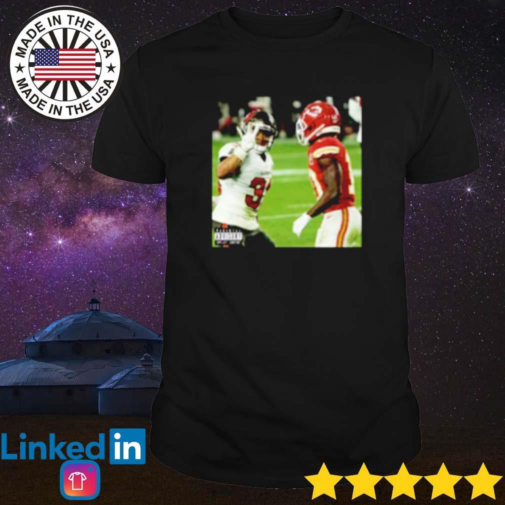 Tampa Bay Buccaneers Antoine Winfield Jr Deuces shirt