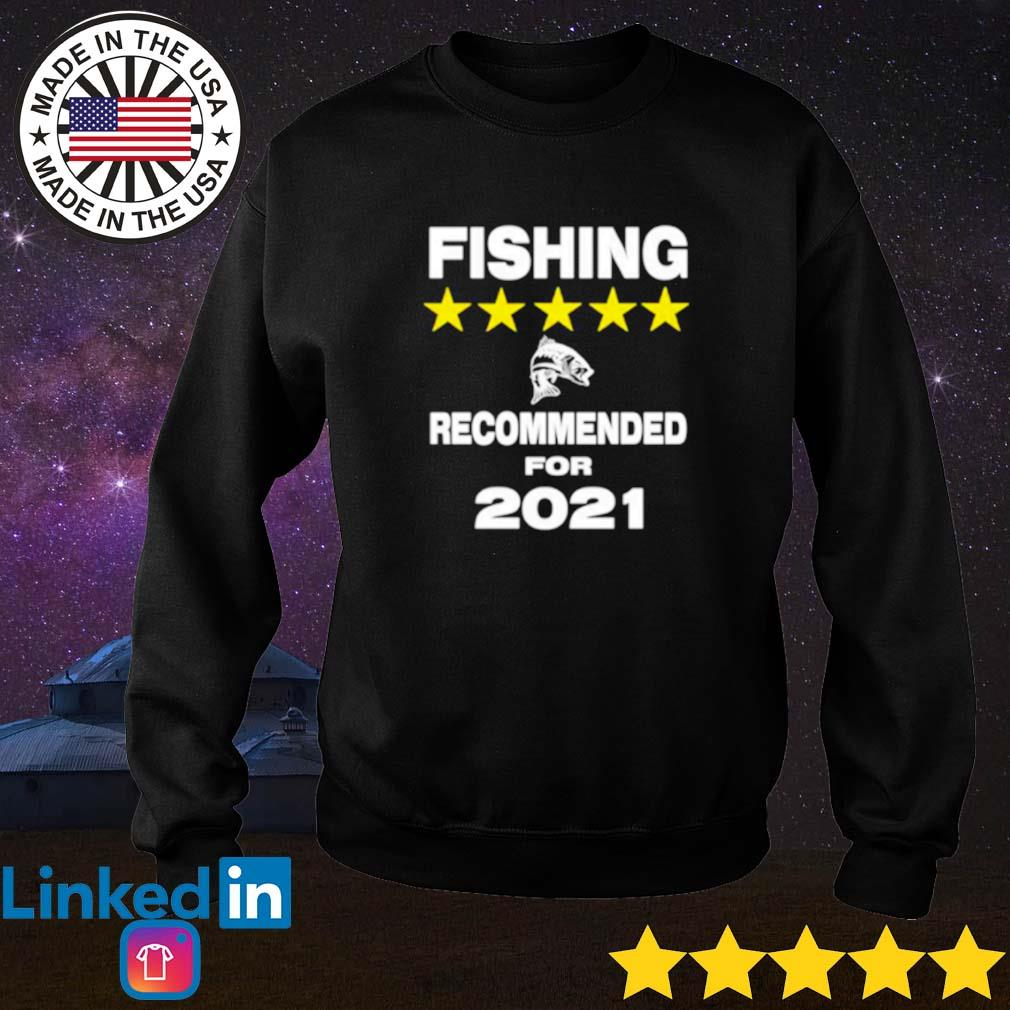 Official fishing recommended for 2021 Sweater