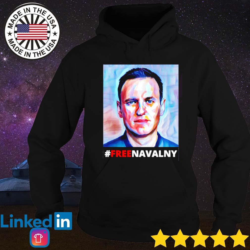 #Free Navalny Hoodie