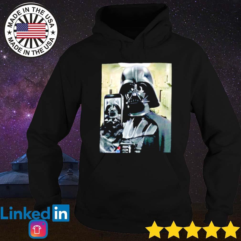 Darth Vader Star Wars Selfie Hoodie