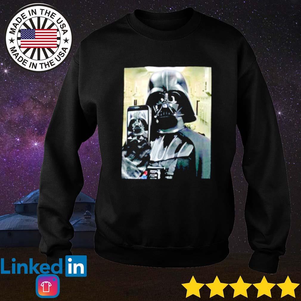 Darth Vader Star Wars Selfie Sweater
