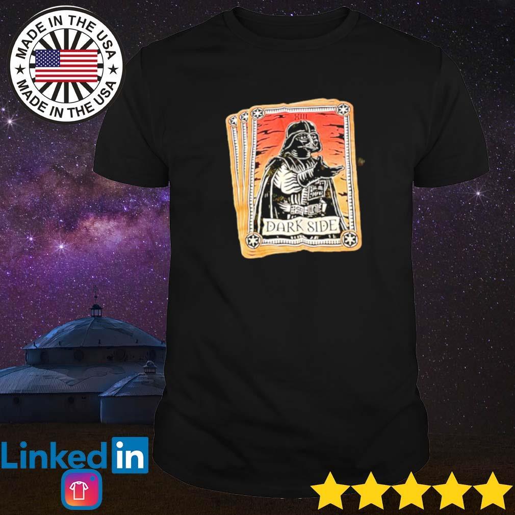 Darth Vader Tarot dark side shirt
