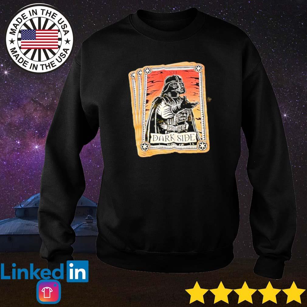 Darth Vader Tarot dark side Sweater