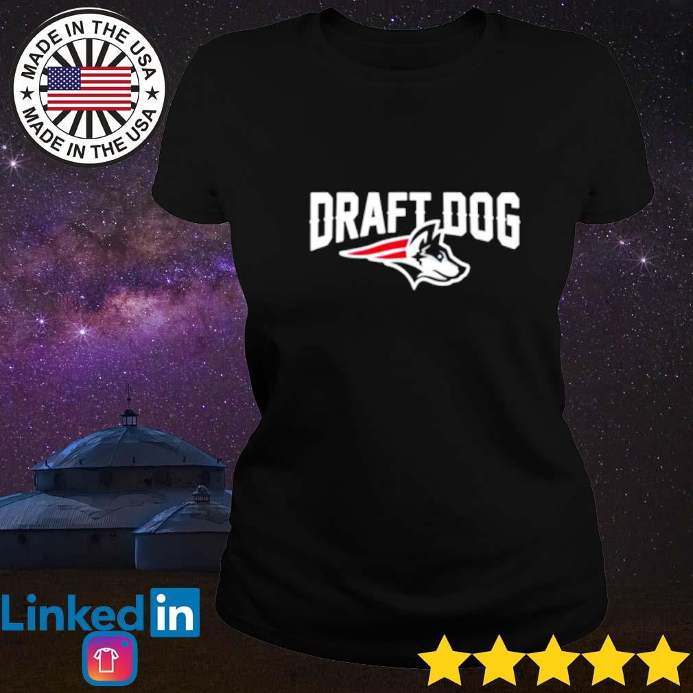 Official Draft dog Ladies tee