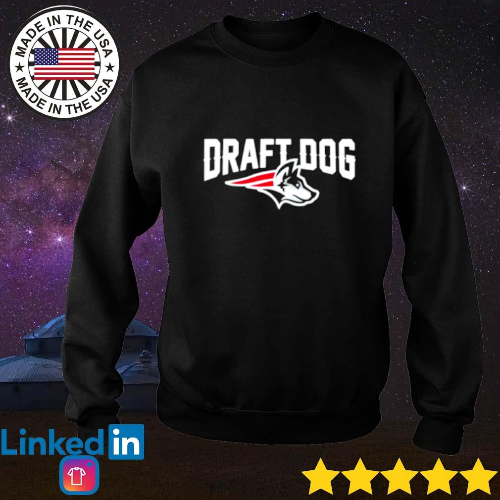 Official Draft dog Sweater