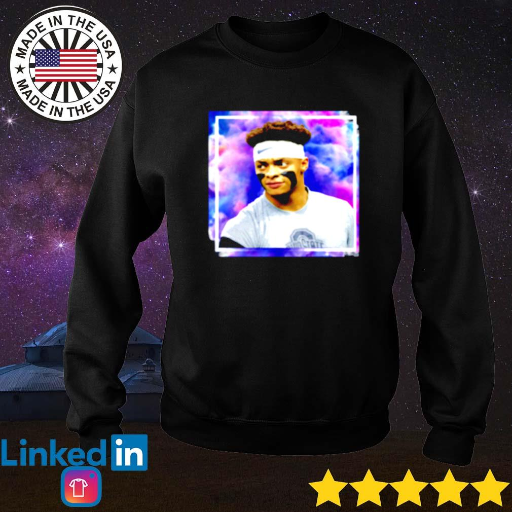 Official Justin Fields bears Sweater