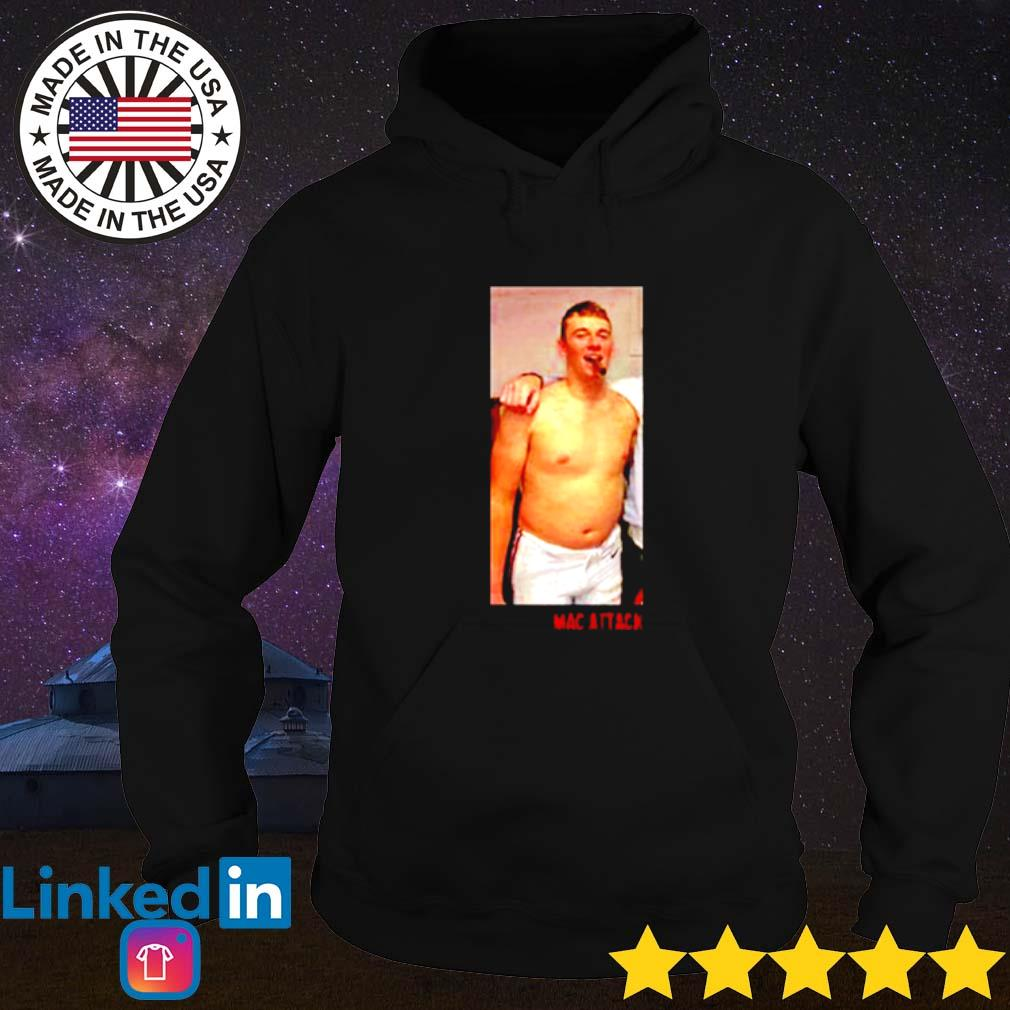 Official Mac attack Hoodie