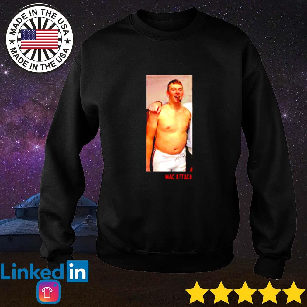 Official Mac attack Sweater