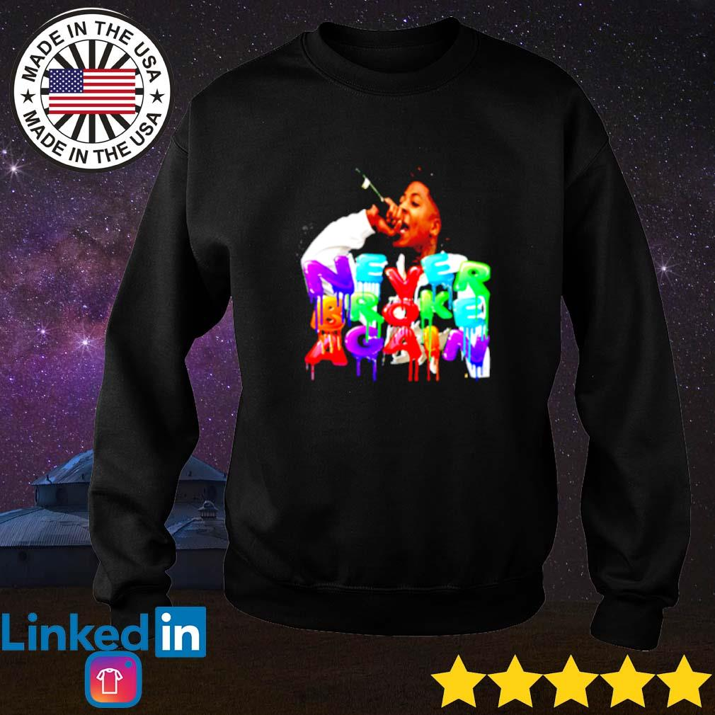 Official Youngboy never broke again Sweater
