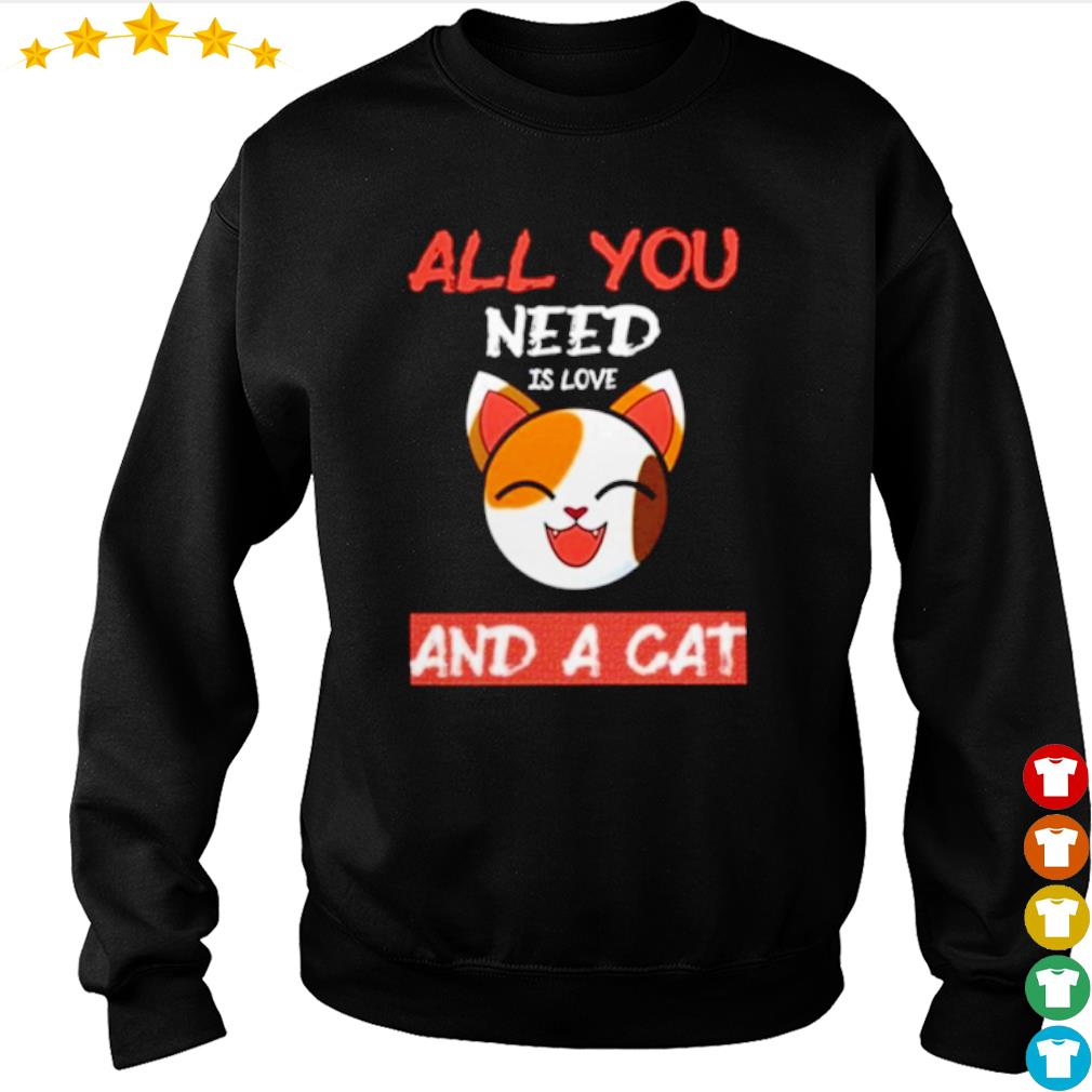 All you need is love and a cat s sweater