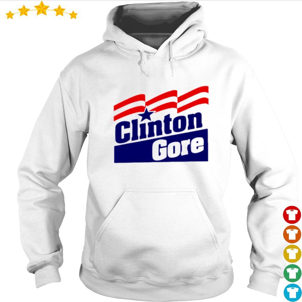 Clinton Gore 1992 retro s Hoodie