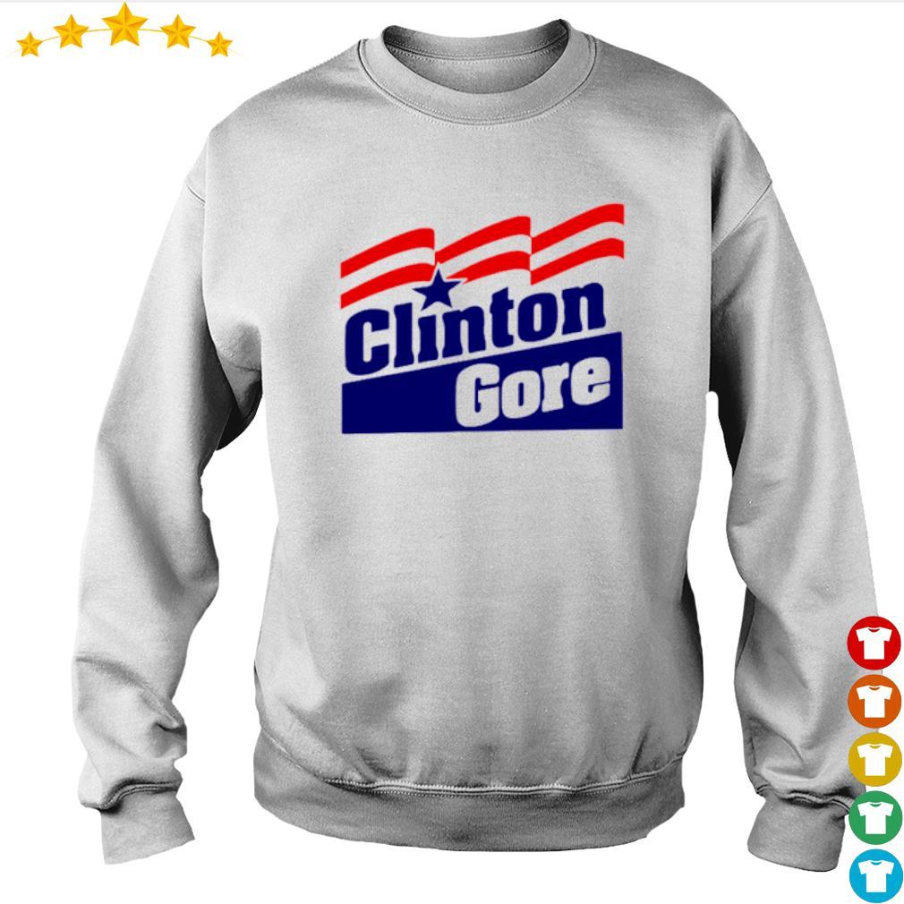 Clinton Gore 1992 retro s Sweater