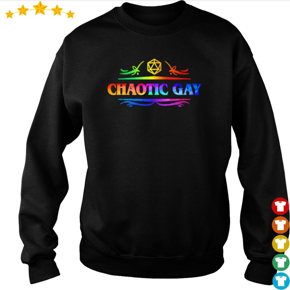 LGBT Chaotic gay s sweater