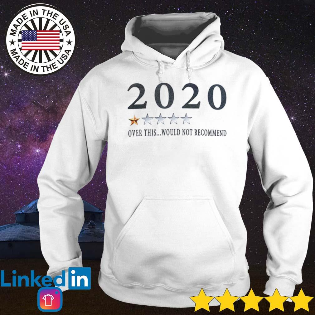 2020 Over this would not recommend s Hoodie White