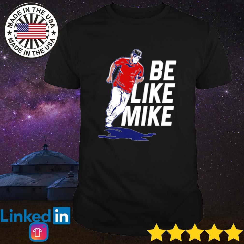 Be Like Mike shirt