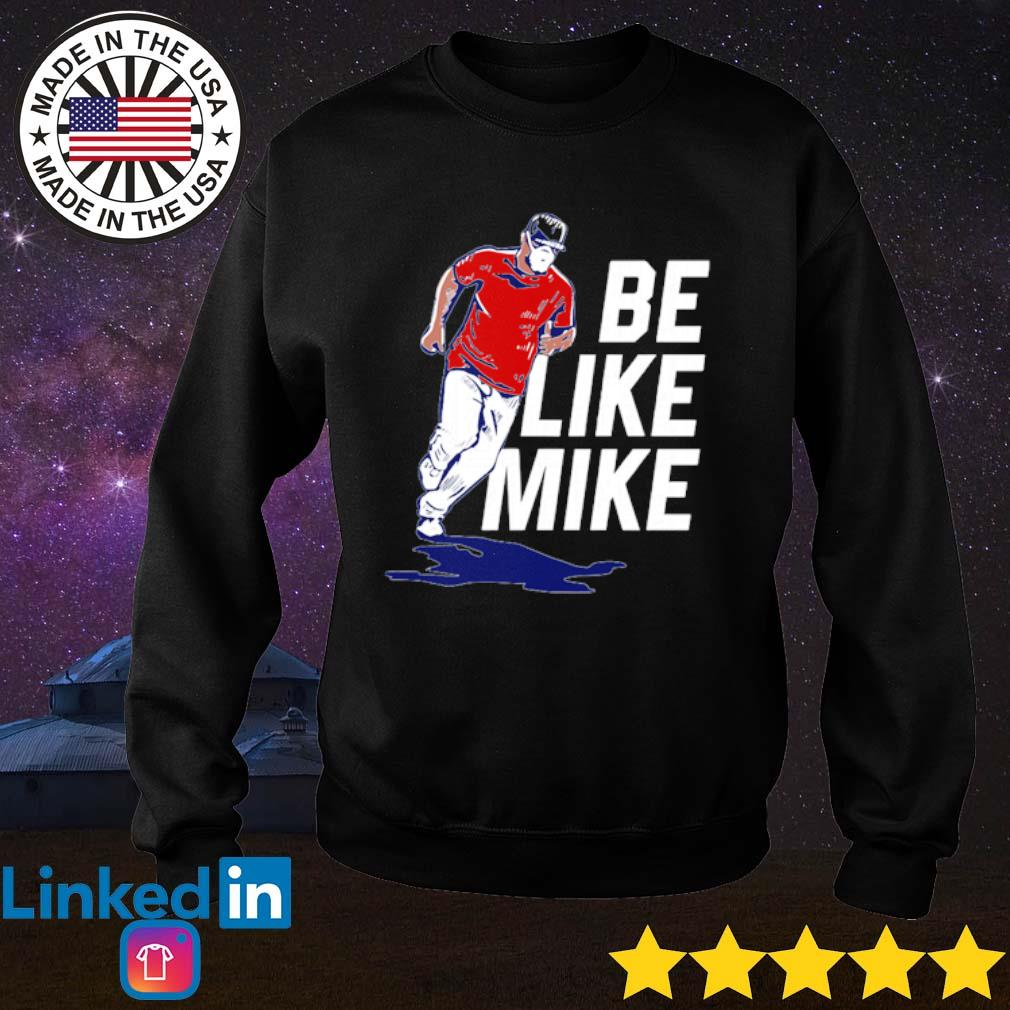 Be Like Mike s Sweater Black