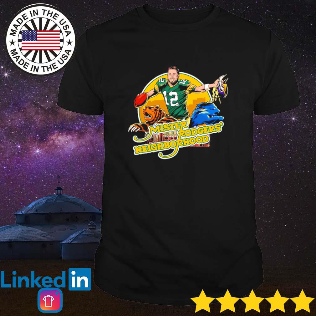 Mister Rogers' Neighborhood shirt
