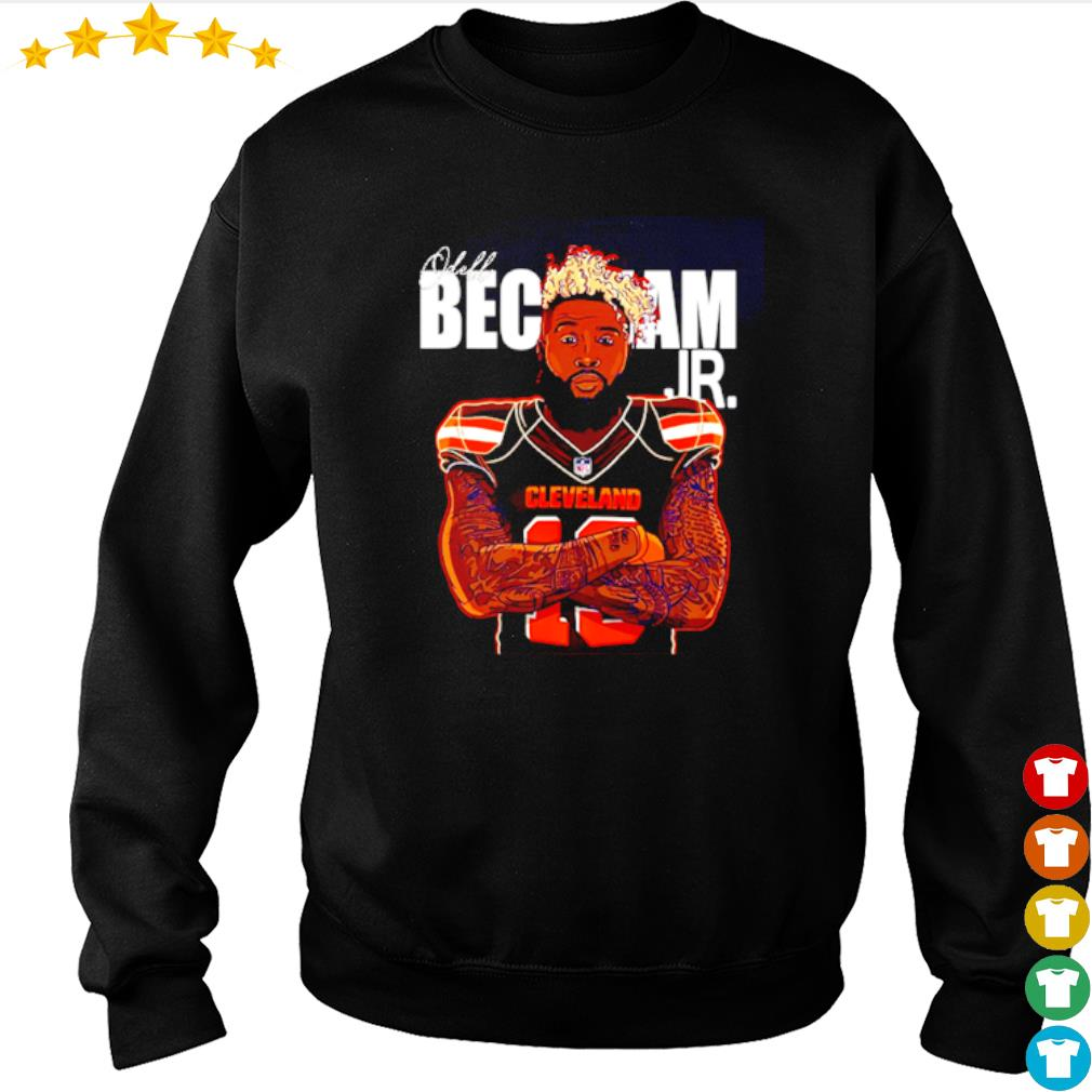 Odell Beckham Jr. Cleveland Browns s sweater