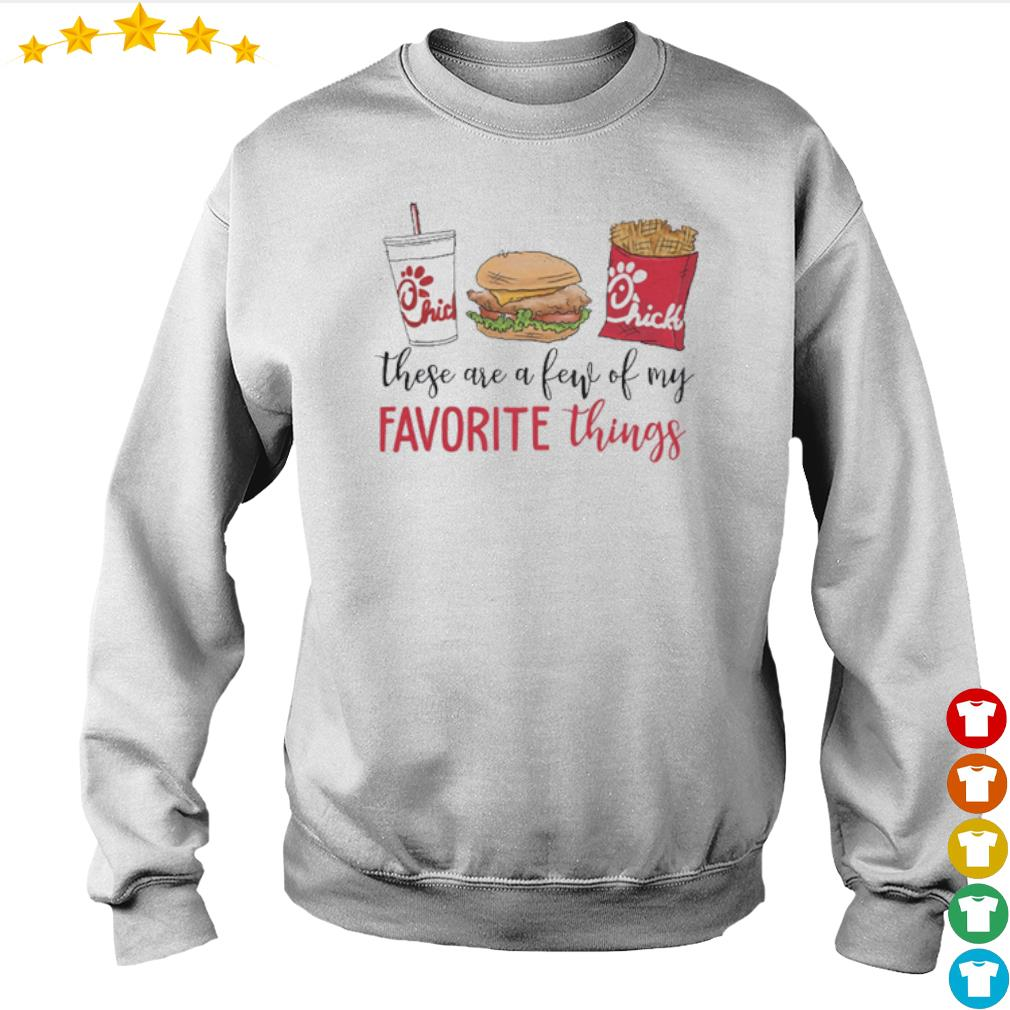 These are a few of my favorite things Chick-Fil-A s Sweater