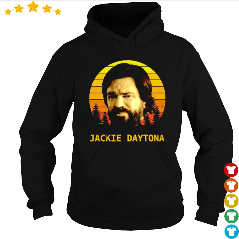 What We Do in the Shadows Jackie Daytona vintage s hoodie