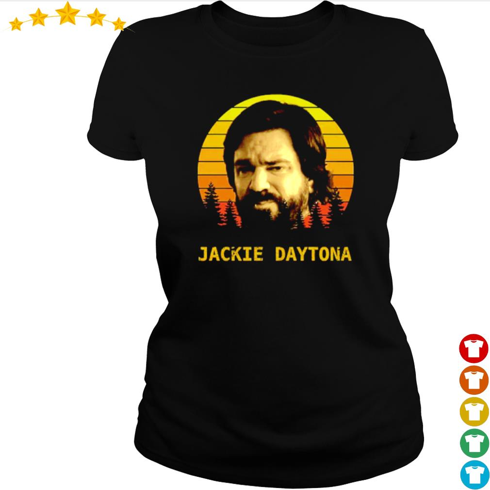 What We Do in the Shadows Jackie Daytona vintage s ladies-tee
