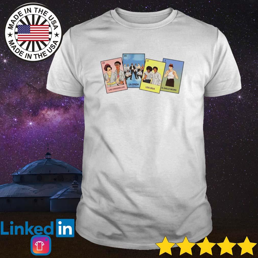 Blood In Blood Out Loteria shirt