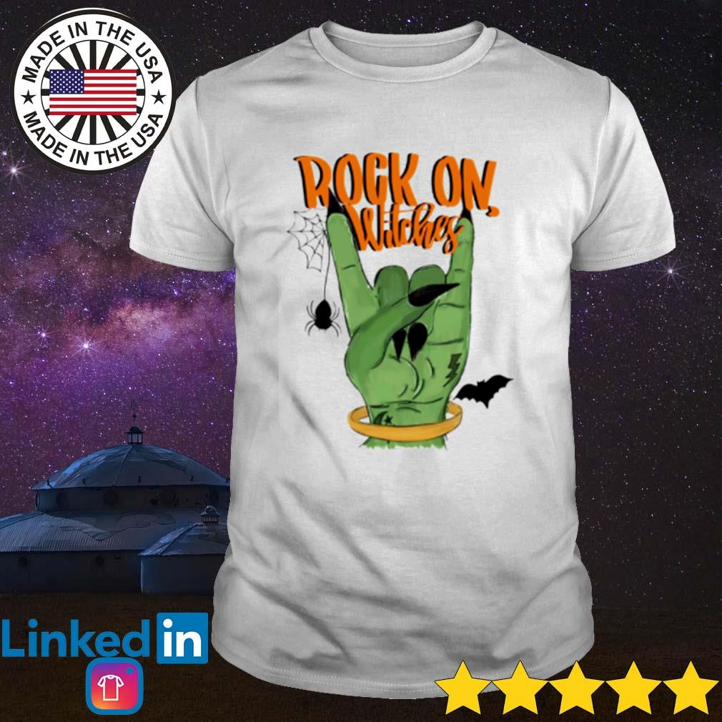 Rock on Witches shirt