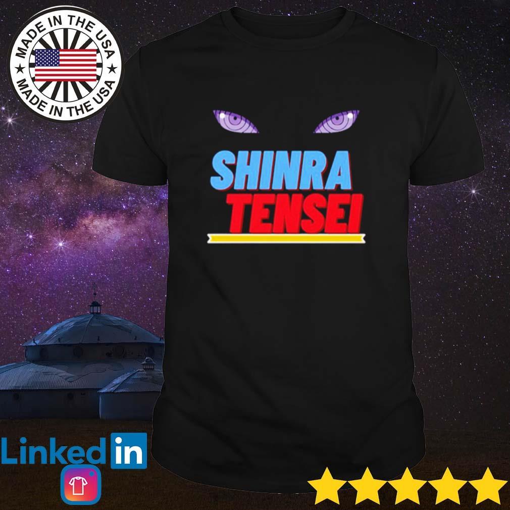 Shinra Tensei shirt