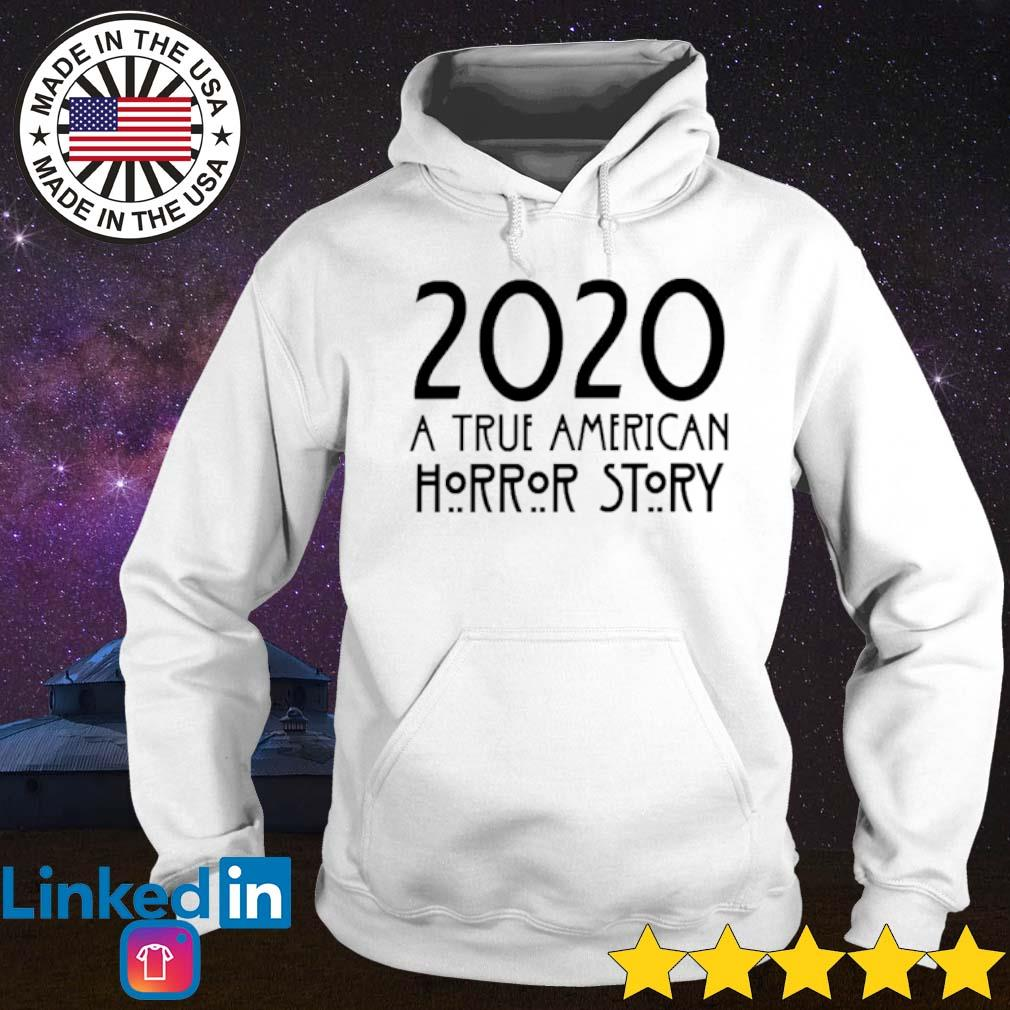2020 A true American Horror story s Hoodie White