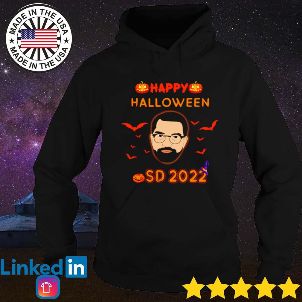 Happy Halloween SD 2022 s Hoodie Black
