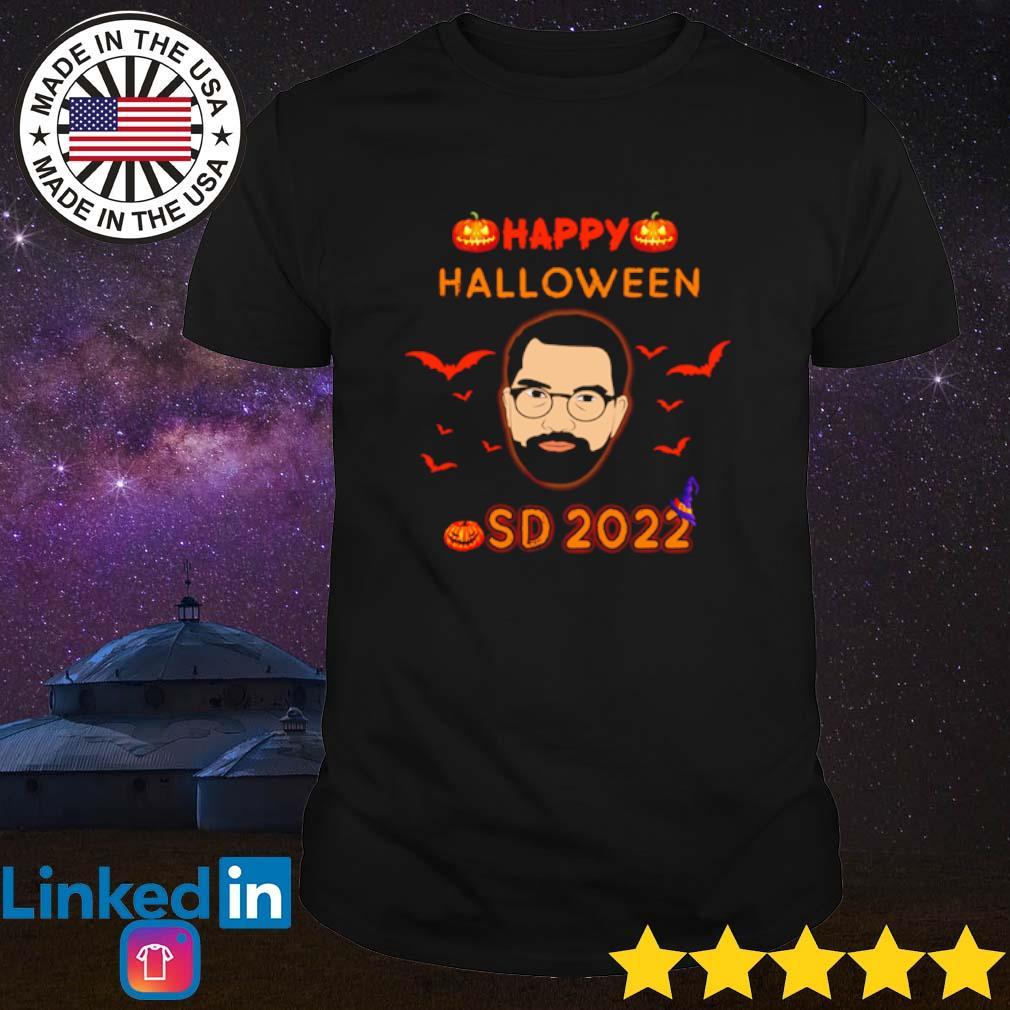 Happy Halloween SD 2022 shirt