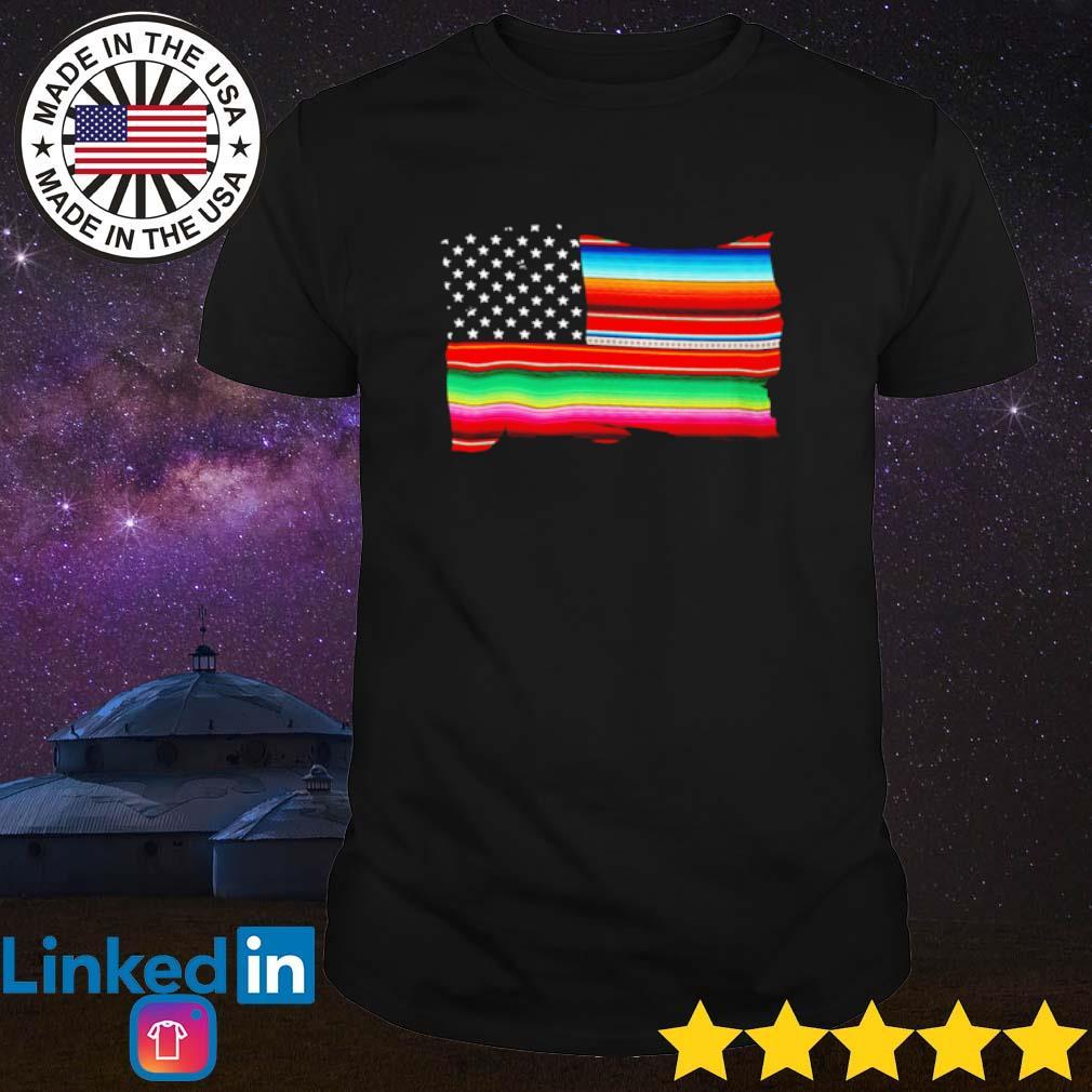 LGBT USA Flag shirt