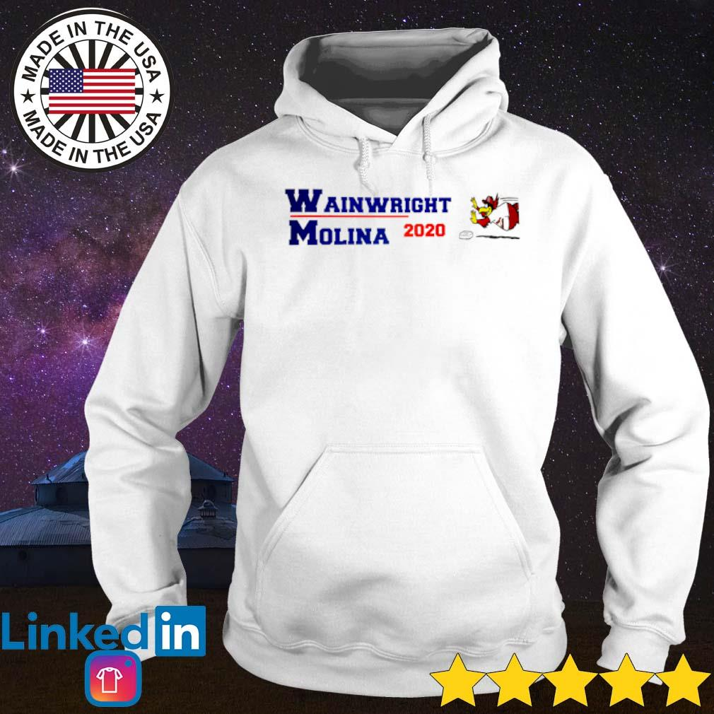 Wainwright Molina 2020 s Hoodie White