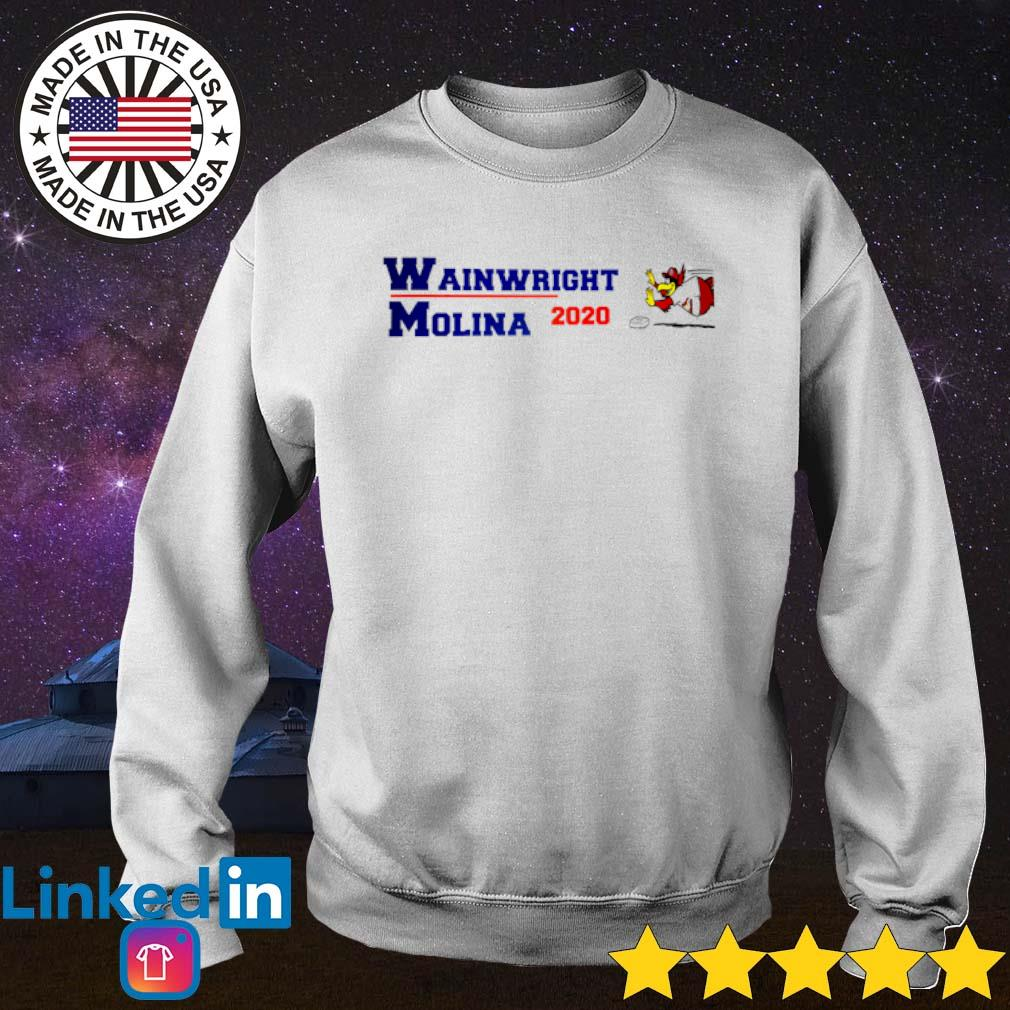 Wainwright Molina 2020 s Sweater White
