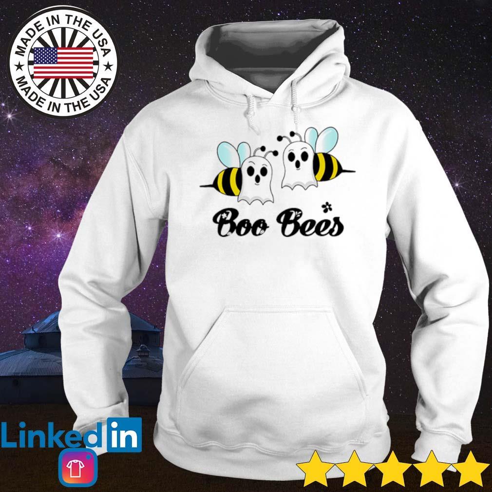 Ghost Boo Bees Halloween s Hoodie