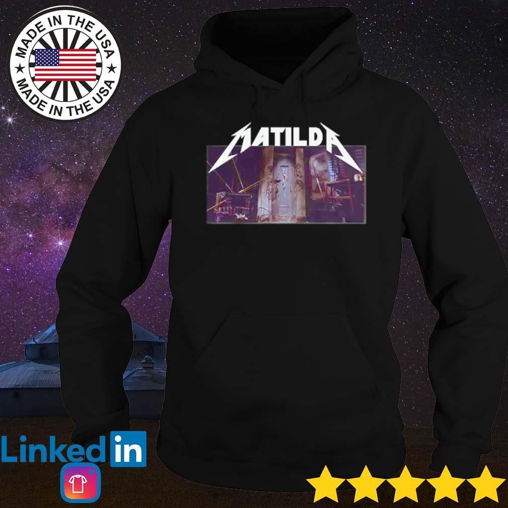 Matilda horror s Hoodie