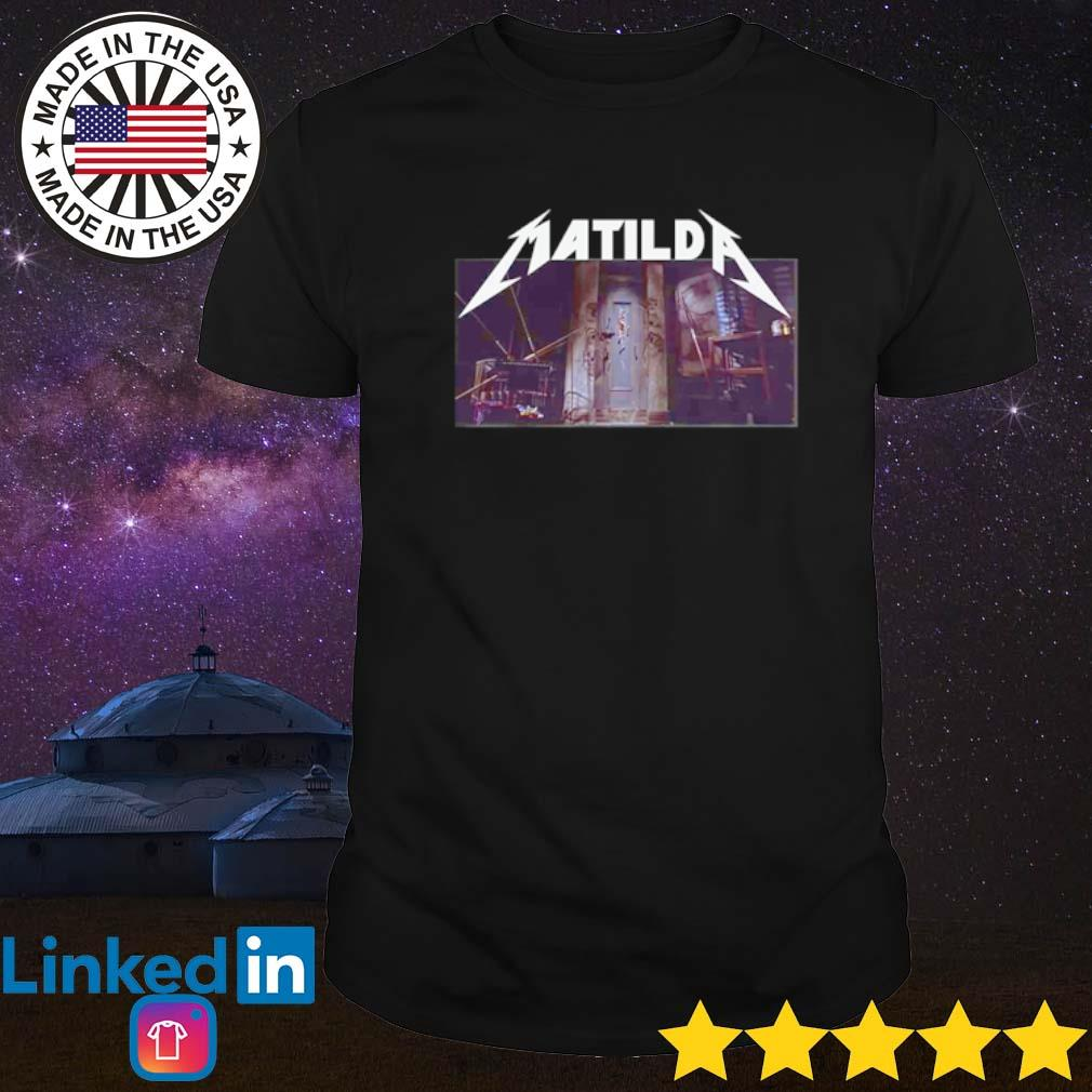 Matilda horror shirt