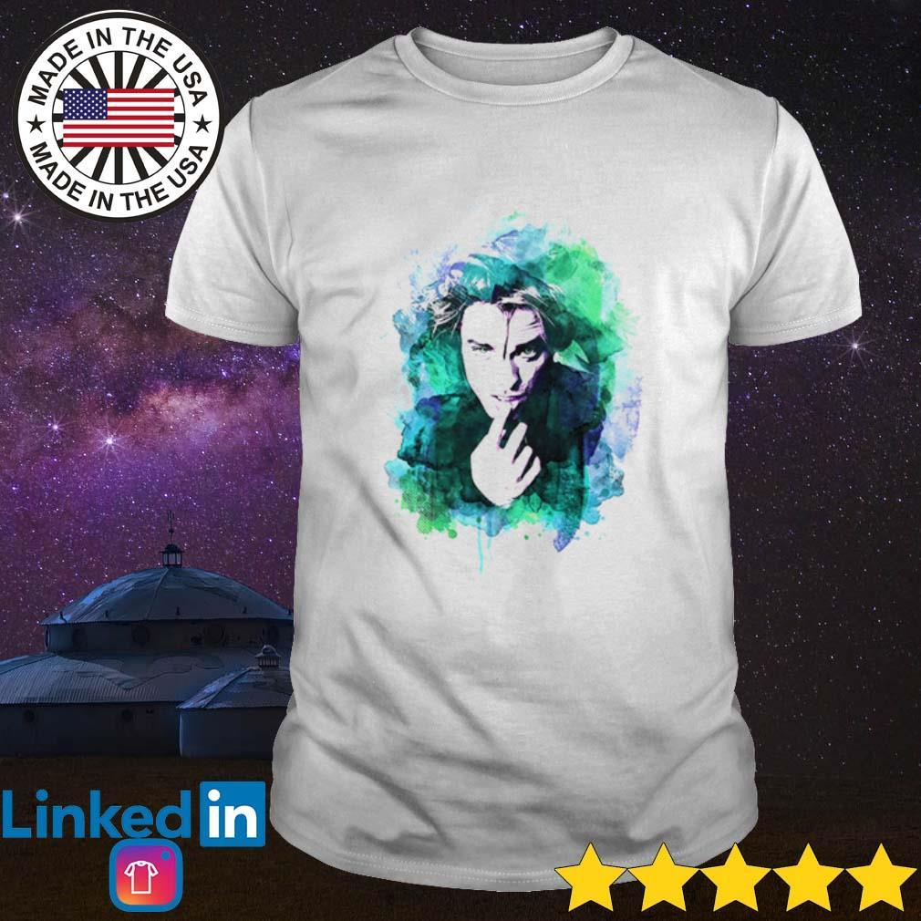 Rob Lowe art shirt