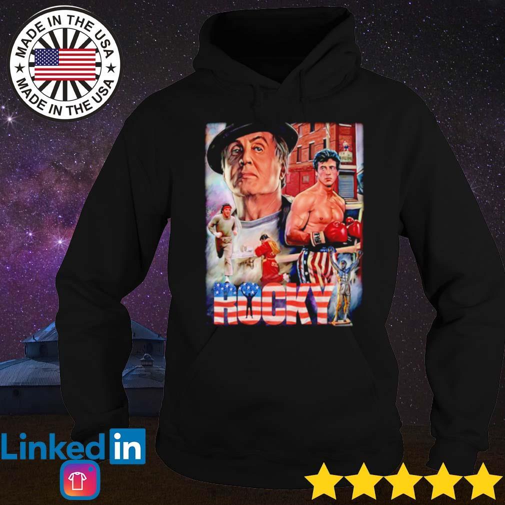 Rocky movies American s Hoodie