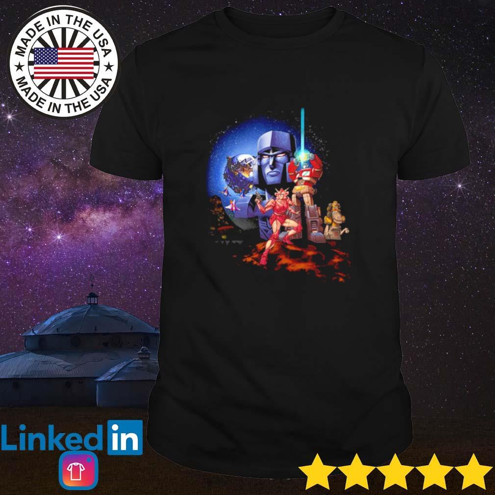 Star Wars Transformers shirt