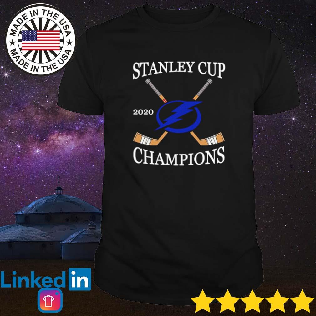 Tampa Bay Lightning stanley cup 2020 champions shirt_