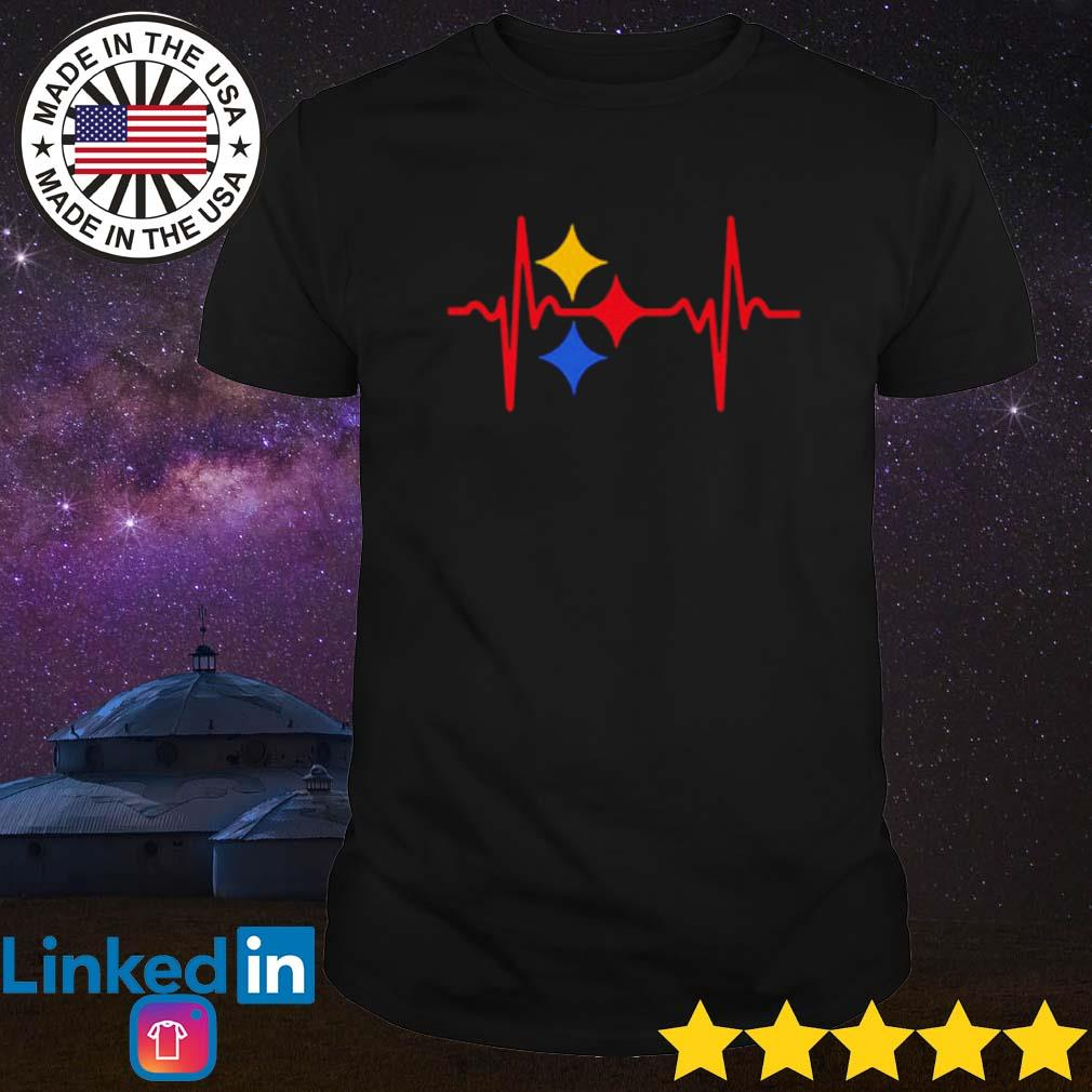 Heartbeat Pittsburgh Steelers shirt