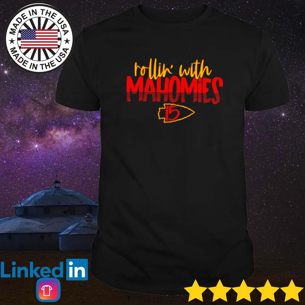 Rollin' with Mahomies 15 shirt