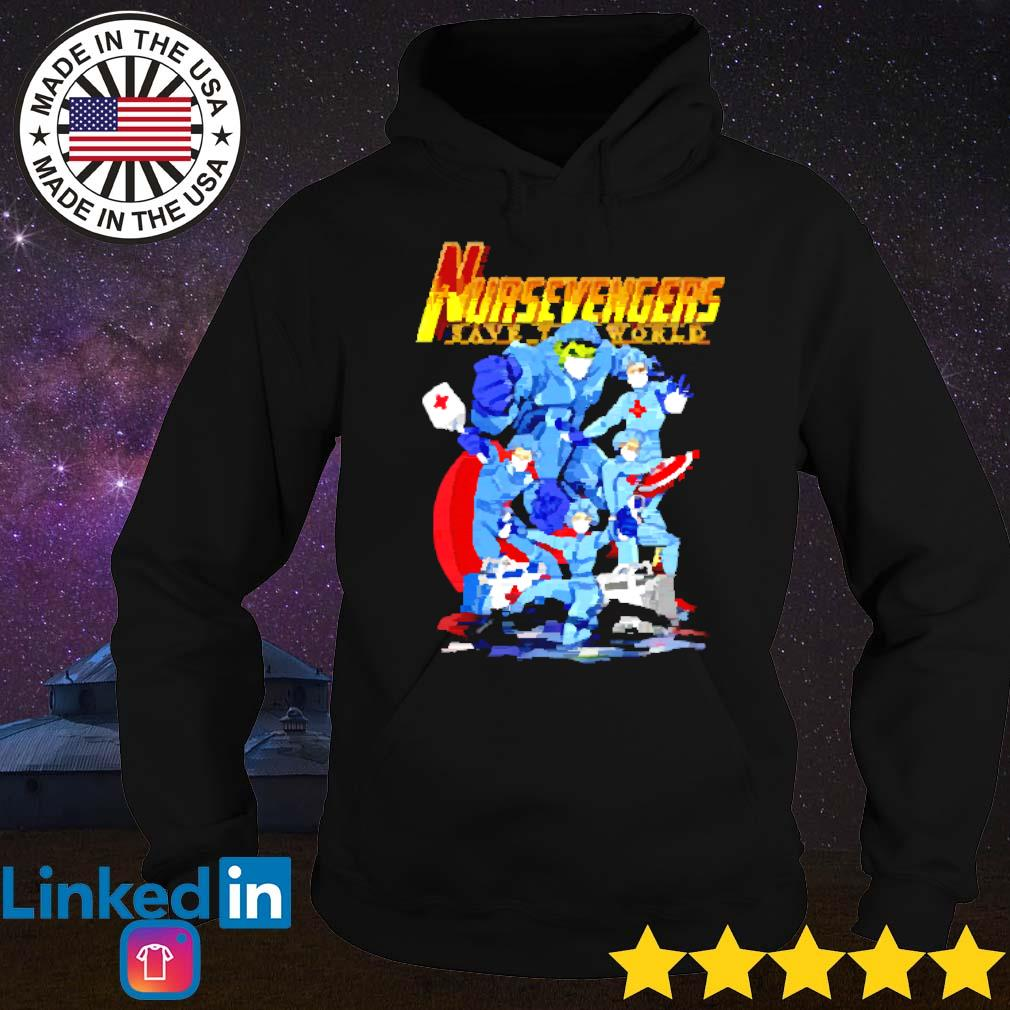 Nursevengers save the world Avengers s Hoodie